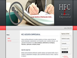 HEC Asesoría Empresarial